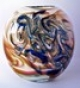 Ваза Galician Glass Abstraction 0290